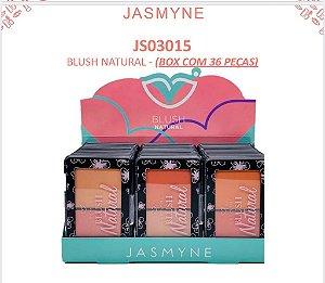 BLUSH DUO NATURAL JASMYNE