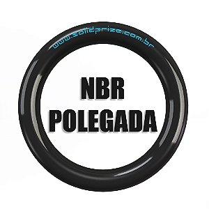 ORING POLEGADA NITRÍLICO - (NBR)