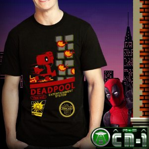 Deadpool - Chimichangas 8-bits