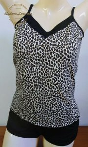 Shortdoll Estampa Animal Print