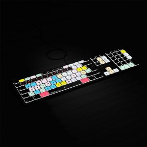 Adobe After Effects Keyboard - Backlit - For Mac or PC - US English