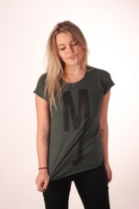 Camiseta Feminina MJ