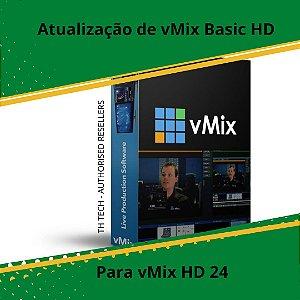 vMix HD Upgrade From Basic HD