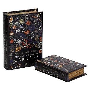 CJ 2 LIVRO CAIXA BOOK OF GARDENS