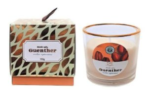 Vela Perfumada Copo Aroma Café 150g - Guenther