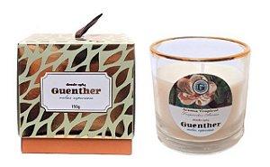 Vela Perfumada Copo Aroma Tropical 150g - Guenther