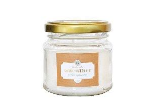 Vela Perfumada Pote Aroma Vanilla 80g - Guenther