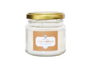 Vela Perfumada Pote Aroma Alecrim 80g - Guenther