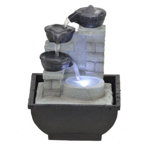 Fonte D'água Decorativa 110V