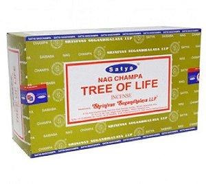 Incenso Satya Tree of Life Massala