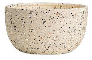 Cachepot tipo Granilite em cerâmica