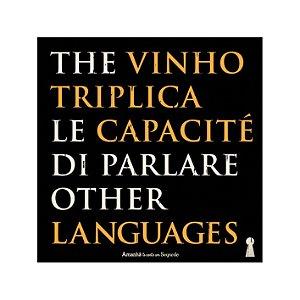 Imã Porta Copos The vinho triplica
