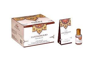 Oleo Aromatizador Essencial Indiano Sandalo - Goloka