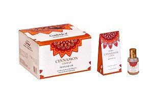Oleo Aromatizador Essencial Indiano Cinnamon Canela - Goloka