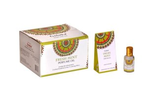 Oleo Aromatizador Essencial Indiano Fresh Mint - Goloka