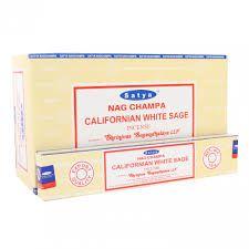 Incenso Satya Californian White Sage Massala