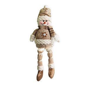 Boneco de Neve Gomos Puffy CH 45cm