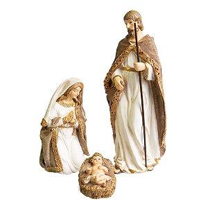 Sagrada Familia Pretties 3 pcs em resina