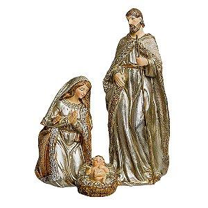 Sagrada familia Pretties em resina - 3 pcs