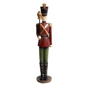 Soldado Quebra Nozes Pretty em resina
