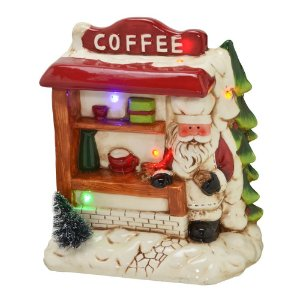 CENARIO NATAL COM LUD DE LED COFFEE