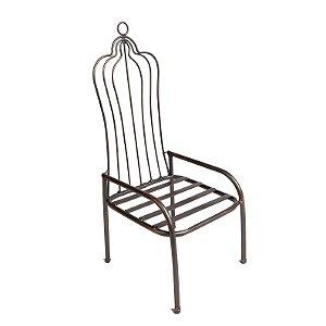 Cadeira Metal Decor Vintage