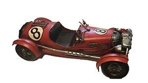 Miniatura de Metal carro de corrida antigo