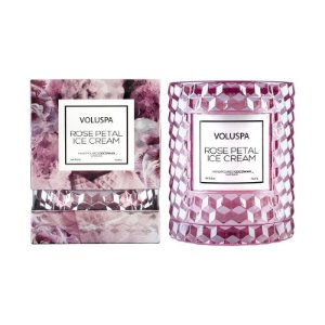 Vela Voluspa Roses Collection ROSE PETAL ICE CREAM - 240g