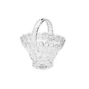 CESTA DE CRISTAL DE CHUMBO DIAMOND STAR