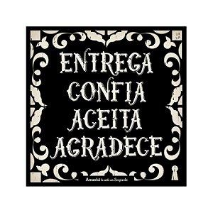 Ima Entrega, Confia, Aceita, Agradece