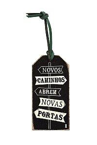 Tag Novos Caminhos abrem novas portas