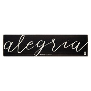 Box Alegria 8X30cm