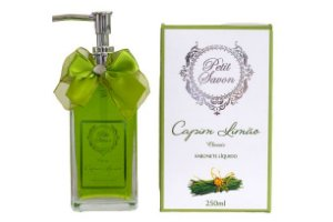Sabonete Liquido Capim Limao 250ml - Petit Savon