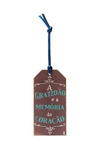 Tag A Gratidao e a Memoria do Coraçao