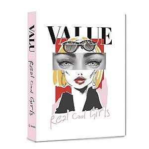 CAIXA LIVRO BOOK BOX VALUE