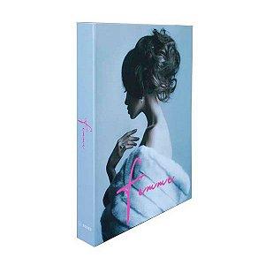 CAIXA LIVRO BOOK BOX FEMME