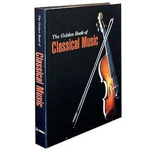 CAIXA LIVRO BOOK BOX CLASSIC MUSICAL