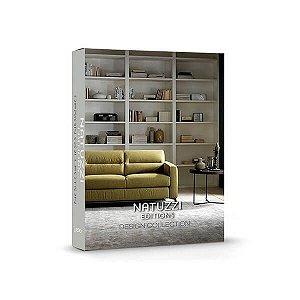 CAIXA LIVRO BOOK BOX NATUZZI DESIGN COLLECTION