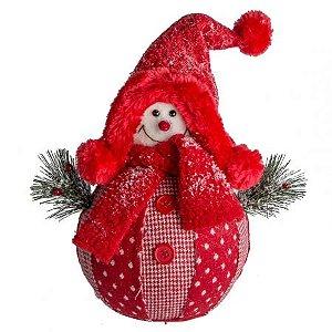 Boneco de neve gorro Patchy