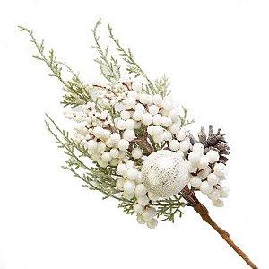 Galho Natural Lilac  30cm