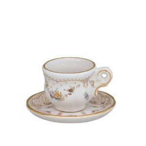 Xicara de cafe coleção Antonieta - Luiz Salvador