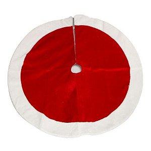 Saia P/ Arvore Vermelha e branca