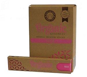 Incenso Organic Goodness Massala Rose