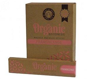 Incenso Organic Goodness Massala Frankincense