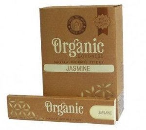 Incenso Organic Goodness Massala Jasmine
