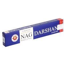 Incenso Massala Golden - Nag Darshan