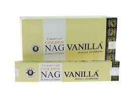 Incenso Massala Golden - Nag Vanilla