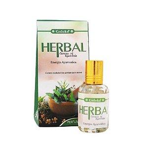 Oleo Aromatizador Essencial Indiano Herbal - Goloka