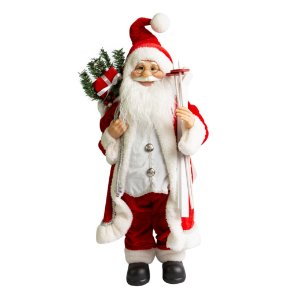 Papai Noel em Pe Majestic VM/BR 60cm