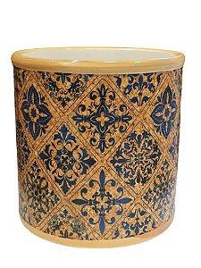 Cachepot Decorativo em Ceramica M